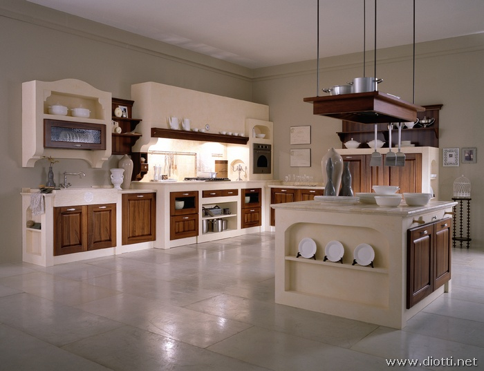 Beautiful Cucine Con Isola In Muratura Contemporary - Ideas & Design ...